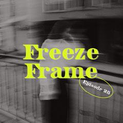 Green Podcast Artwork Square  Frame