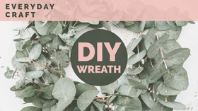 DIY<BR>WREATH