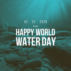 World Water Day Instagram Square Ocean