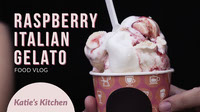 Raspberry Italian Gelato Top Social Media Sites