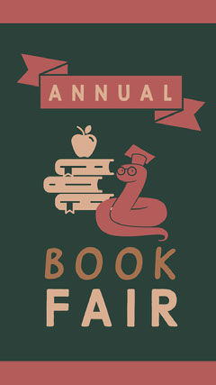Claret and Green Book Fair Profile Fairs