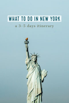 what to do in new york Travel