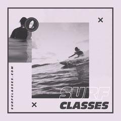 Surf Classes Instagram Square Surfing