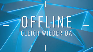 offline back soon twitch banner  Banner