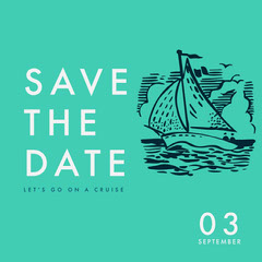 SAVE<BR>THE <BR>DATE Cruise