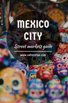 Pinterest Mexico City street markets guide  Black And White