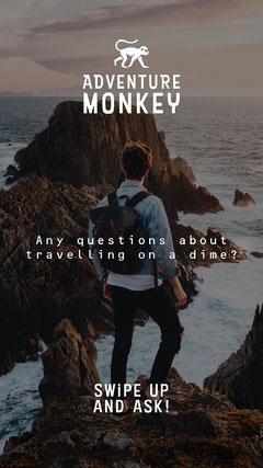 Adventure Blogger Adventure