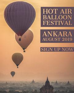 Hot Air Balloon Festival Adventure
