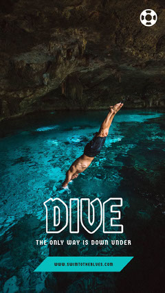 DIVE Water