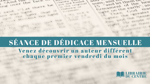 Newspaper Monthly Book Signing Facebook Cover Couverture Facebook