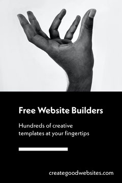 Black and White Classic Photo and Text Advertisement Tech