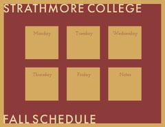 STRATHMORE COLLEGE  College