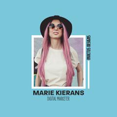 Marie Kieran Invictus Designs Instagram Square Marketing