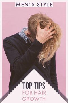 Top Tips  Men