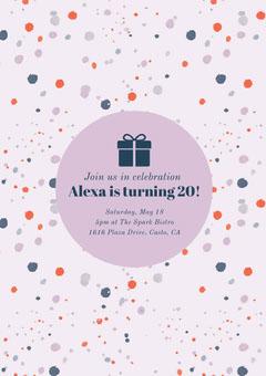Alexa is turning 20! Birthday