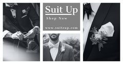 Suit Up Shopping