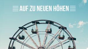 Ferris wheel desktop wallpapers  Desktop-Hintergrundbilder