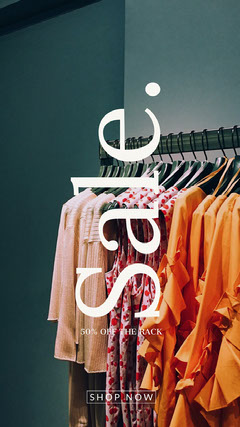 Sale. Fashion