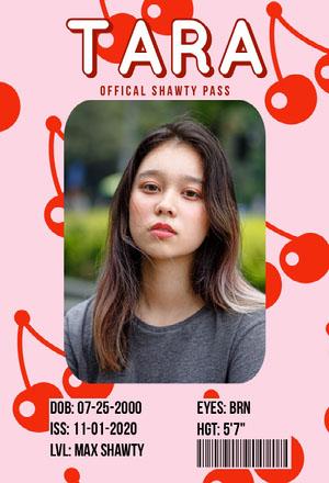 Pink Cherry Shawty Pass Shawty Pass