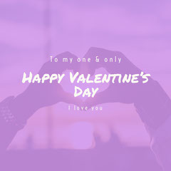 Valentines Instagram Square Valentine's Day