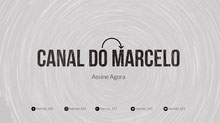 Marcelo channel twitch banner  Banner do Twitch