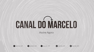 Marcelo channel twitch banner  Banner