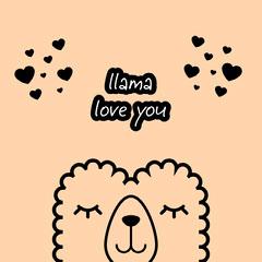 llama instagram Animal