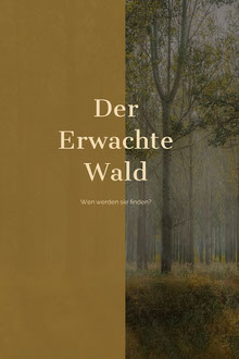 the awakened forest book covers  Buchumschlag
