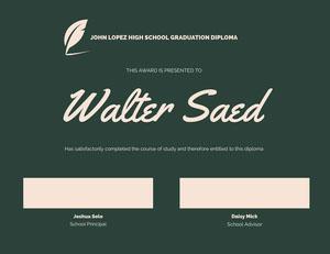 Walter Saed