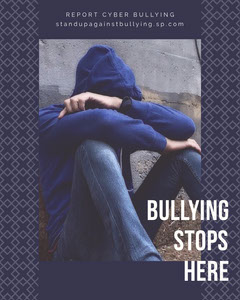 cyber bullying stops here igportrait Campaign