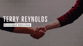 Terry Reynolds Banner para YouTube