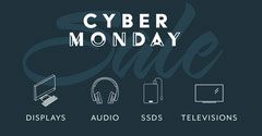 teal facebook ad cyber monday sale ad  Black Friday