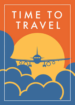 time to travel plane poster Planes