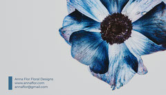 Anna Flor Floral Designs<BR>www.annaflor.com<BR>annaflor@gmail.com Business