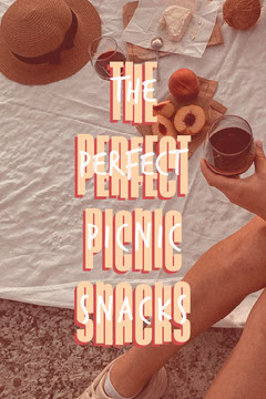 Perfect Picnic Snacks Pinterest Fruit