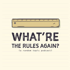Ruler and Typography Podcast Artwork Instagram Square  Typography