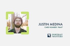 Justin Medina Henkilökortti