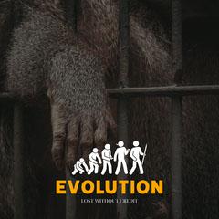Evolution Album Art Animal