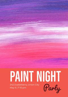 Paint Night Paint