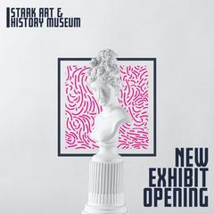Stark Art History Museum Instagram Square Museum
