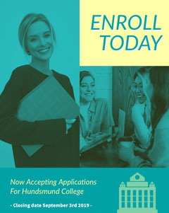 ENROLL TODAY College