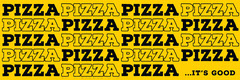 playful pizza parlor website banner Pizza