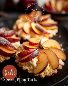Simple New Bakery Product Advertisement Instagram Portrait Dessert