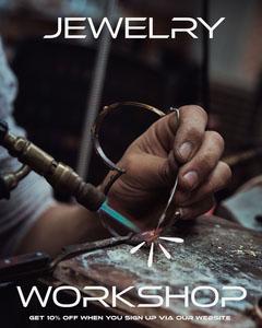 Jewelry Workshop Instagram Portrait Workshop