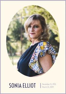 Sonia Elliot Programa funerario