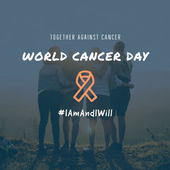 World Cancer Day Health Posters