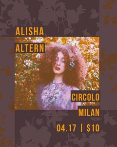 ALISHA ALTERN Flowers