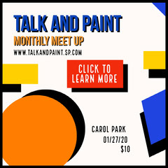 Talk and Paint Ig Square Paint
