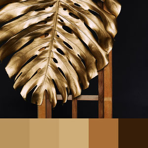 Color Palettes | Metallics 7 101 Brilliant Color Combos