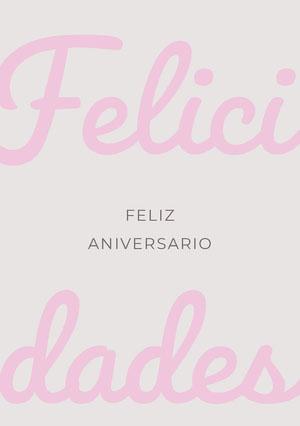 happy anniversary congratulations cards  Tarjeta de felicitación